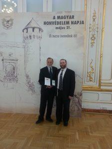 Magyar Zsidó Emlékezet díj 2017